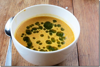 Quick Pumpkin Soup